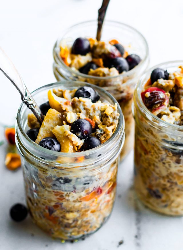 Superfood Instant Pot Oatmeal